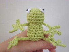 LaNaynay: Patrón gratis- Free pattern- Rana amigurumi-Frog