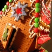 Preserving gingerbread houses