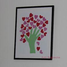 moederdag - boom der liefde