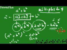 Factorizar una suma de cuadrados