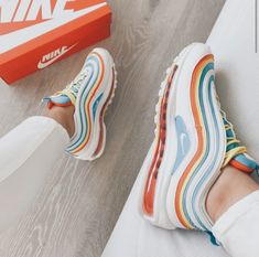 Best Sneakers Fashion Part 38 Sneaker Collection, Shoe Collection, Nike Air Shoes, Nike Socks, Nike Shoes For Women, Cute Sneakers For Women, Cool Nike Shoes, White Nike Shoes, Girls Shoes