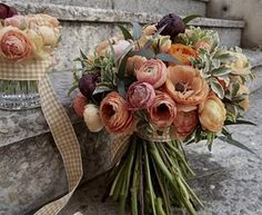 bouquet for fall
