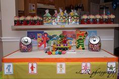 Tips Decoración Fiesta Yo Gabba Gabba