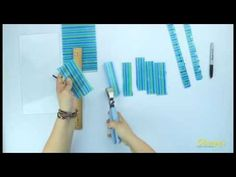 Get Creative with Glass Noodles and Stringers - YouTube