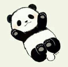 29 Mejores Imágenes De Pandas Kawaii Kawaii Drawings Panda Bears