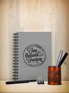 2014 diaries - write to me stationery