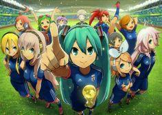 Vocaloid Mundial de Futbol