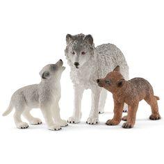 Schleich 14782 Fox Figurine World of Nature-Vie Sauvage plastique Figure