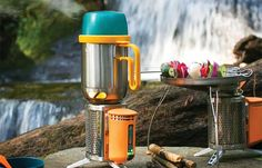 Would you like to go camping? If you would, you may be interested in turning your next camping adventure into a camping vacation. Camping vacations are fun Camping Hacks, Cool Camping Gadgets, Camping Grill, Camping Tools, Camping Supplies, Camping Stove, Camping Checklist, Camping Activities, Camping Car