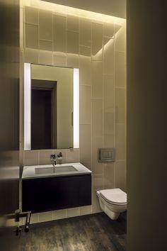 Modern Bathroom | Designed by Pier, Fine Associates