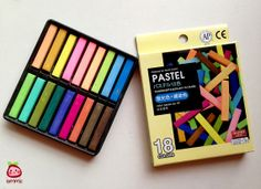 Color Chalk Pastel Chalk pastel chalk drawing painting by iammie, $6.00
