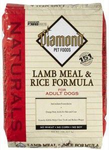 Trupanion pet insurance warns about a recent Diamond Naturals dog food recall