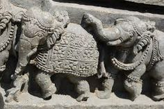 hoysala temples ceilings - Google Search