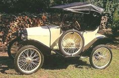 1914 Turmbull Runabout -  (American Cyclecar Co. Bridgeport, CT 1913-1914)