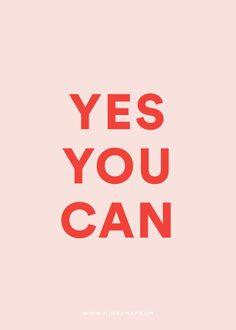Encouraging quote; inspiration