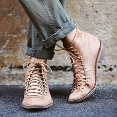 Truxton Lace Up Boot BRAND NEW free people boots Free People Shoes Ankle Boots & Booties