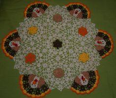 Crochet Patterns - Crochet Doily Patterns - Crochet