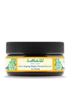 Anti-Aging Night Facial Cream