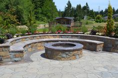 DIY FIRE PIT IDEAS | Building a Fire Pit: Construction and Safety Advice - All Oregon ...