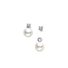 Pierced Earrings   Jewelry   MIKIMOTO