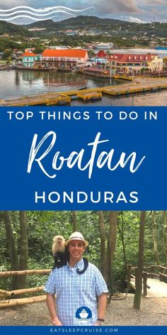 Best Things to Do in Roatan, Honduras on a Cruise (2021) - Our best things to do in Roatan, Honduras on a cruise ship (2021) will help you plan the perfect day ashore during your next visit to this Caribbean island.