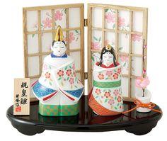 Rakuten: 平安親皇雛 (white porcelain) size