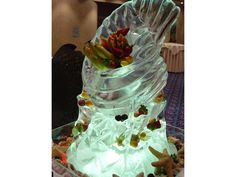 Start business on ice sculptures market and enjoy all the benefits!