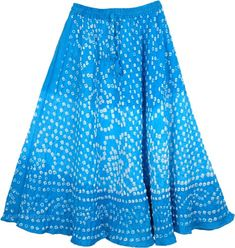 TLB  Horizon Blue Juniors Tie Dye Skirt  L 25 W 2230 >>> Check this awesome product by going to the link at the image.