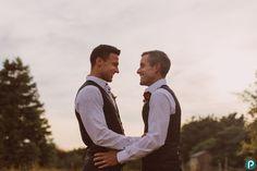 INSPIRATIONAL: Wedding Photos. #Wedding #GayWedding #MarriageEquality #Gay #LGBT (www.paulunderhill.com)