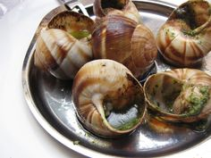 Escargots
