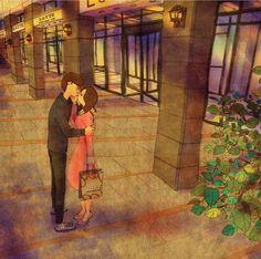 Seu beijo não necessita legenda!