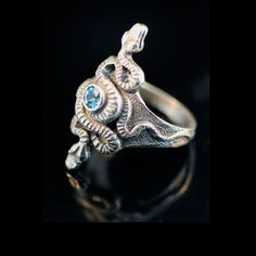 Snake Ring Silver Serpent Ring Snake Jewelry Serpent Jewelry