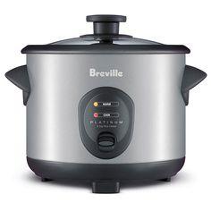 Breville Platinum 8 Cup Rice Cooker - BRC200S | Target Australia
