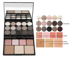soft summer makeup pallet  | Palettes Latest News, Photos and Videos | POPSUGAR Style & Trends