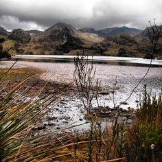 Parque Nacional El Cajas - Ecuador