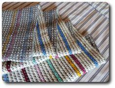 Afghan Tunisian Stitch