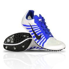 on sale d019f 6c7c7 Nike Zoom Distance  MD Track Spikes Track Distance, Track And Field Spikes,  Running