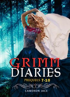 The Grimm Diaries Prequels volume Once Beauty Twice Beast, Moon & Madly, Rumpelstein, Jawigi I Love Reading, Grimm, Bibliophile, The Little Mermaid, Audio Books, Movie Tv, Books To Read, Fairy Tales, Sci Fi