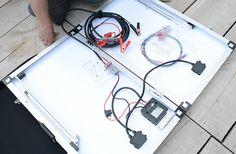 plug and play easy setup solar power