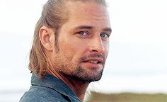 "When he wore this little half pony and was the original lumbersexy man. | 19 Time Sawyer From ""Lost"" Made You Fall In Love"