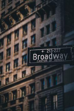 by Gabor Erdélyi Manhattan, Broadway, New York, Hero, Photography, New York City, Heroes, Nyc, Photograph