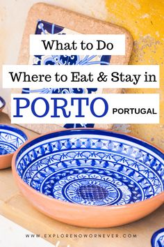 3 Days in Porto Itinerary: What to Do – Travel World Travel Guide, Europe Travel Guide, Europe Destinations, Travel Guides, Travel Hacks, Travel Packing, Solo Travel, Budget Travel, Visit Portugal