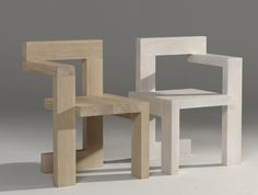 Designed by  Gerrit Rietveld