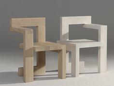 Designed by Gerrit Rietveld
