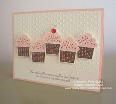 Lots of Cupcakes by LaLatty - Cards and Paper Crafts at Splitcoaststampers
