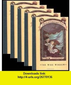 0064407683 Classroom Set of 5 The Wide Window (A Series of Unfortunate Events #3) lemony snicket ,   ,  , ASIN: B003TUDB5Y , tutorials , pdf , ebook , torrent , downloads , rapidshare , filesonic , hotfile , megaupload , fileserve