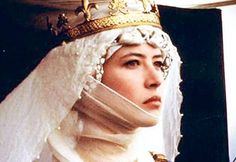 sophie marceau as philippa somerville at court (The Lymond Chronicles)