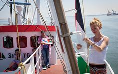 All-Female Flotilla Tries to Sail Through 'Criminal' Gaza Blockade