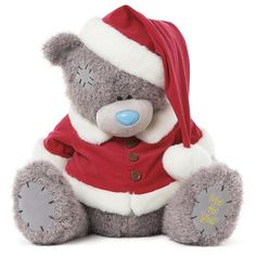 Santa Outfit Me to You Bear .Tatty ted