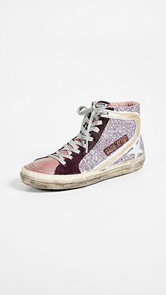 GOLDEN GOOSE | Slide Sneakers #Shoes #GOLDEN GOOSE